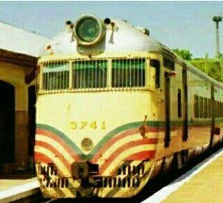 Tren de la linea Sarmiento
