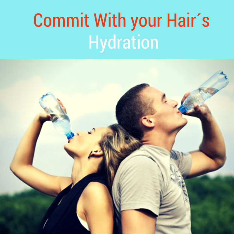 Your hair needs to be hydrated right. Our beauty lines, make it possible http://ow.ly/LVOaH
