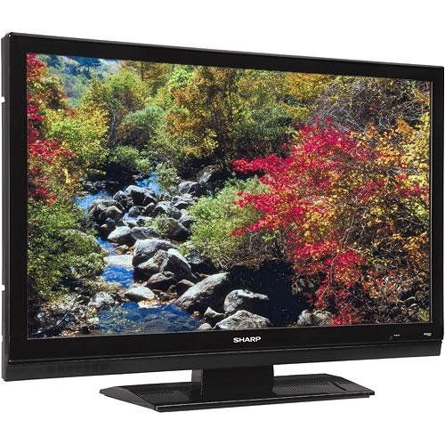 Sharp Lc 42sb45ut 42 Lcd Tv 42 Active Matrix Tft Atsc Ntsc 176a 176a 16 9 1920 X 1080 Surround Hdtv 1080p Sharp Lc 42sb45u 42 Lcd T