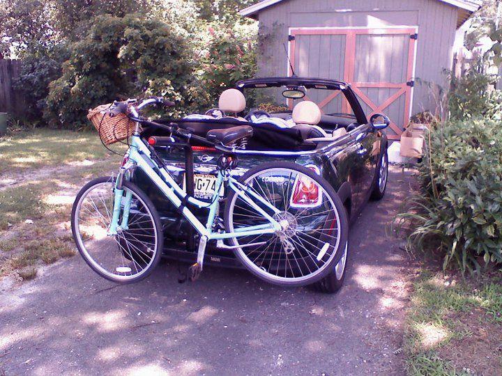 Kathy's Bike Set-up