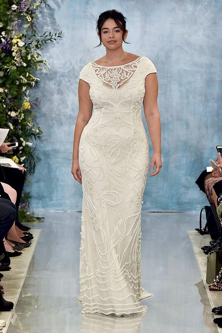 THEIA Bridal Gia plus size wedding gown | Plus Size Wedding Gowns ...