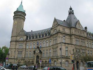 Mis ojos viajeros: Viaje a Luxemburgo (2010)
