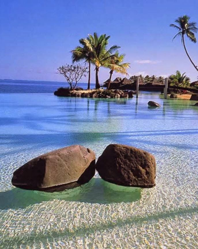Volcanic Island Of Saint Lucia Beautiful Places