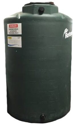1000 Gallon Tri Layer Water Storage Tank Green Tanks Ships Within 7 Days Water Tank Water Storage Tanks Gallon
