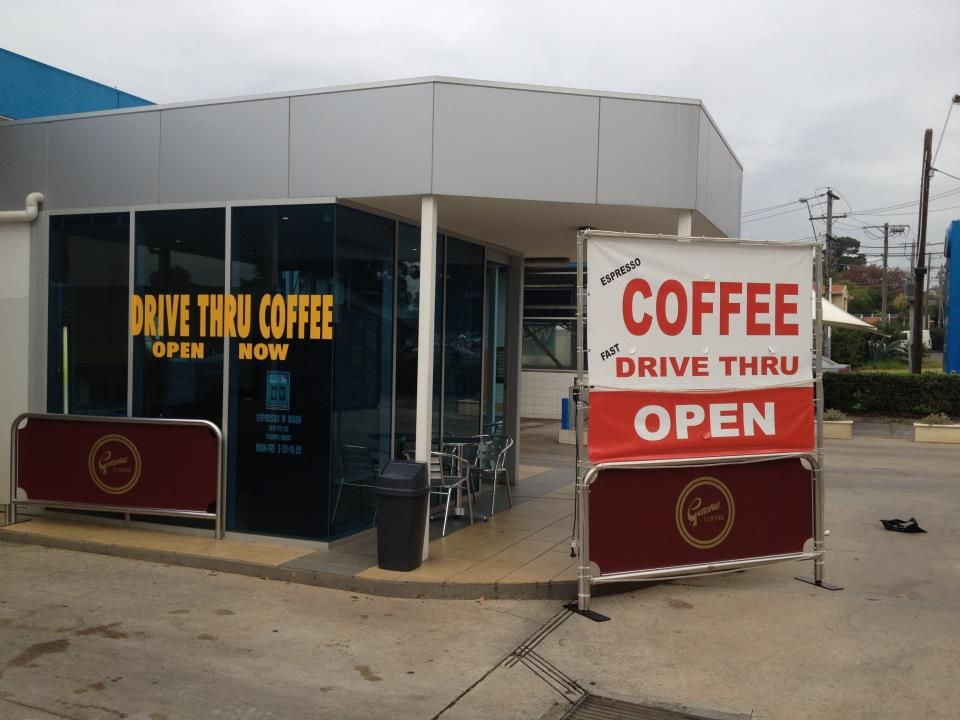 Welcome Espresso N Wash To Stamp Me If You Are In Strathmore Or Passing Head In To See Paul Between 5 30am And 10 30 Fo Drive Thru Coffee Coffee Shop Coffee