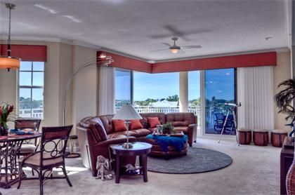 5100 Jessie Harbor Drive #401 | South Sarasota Vacation Rental Property | Jennette Properties