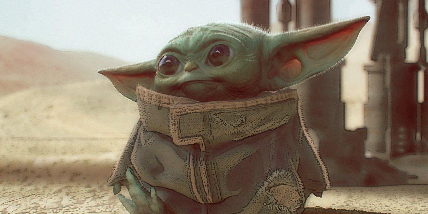 The Mandalorian Baby Yoda Concept Art Shared By Jon Favreau Jon Favreau Shares Original Mandalorian Concept Art Of B Yoda Art Yoda Wallpaper Star Wars Yoda