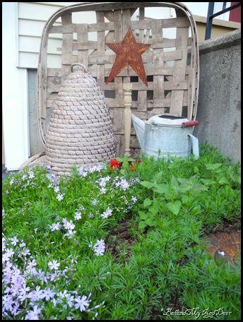 The Front Yard Flower Border   Front yard, Flower border, Flowers