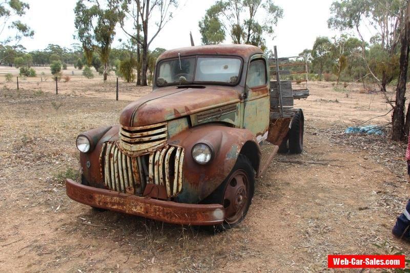 Lend Lease Chevrolet Truck Ute Hotrod Ratrod Chevrolet Ute