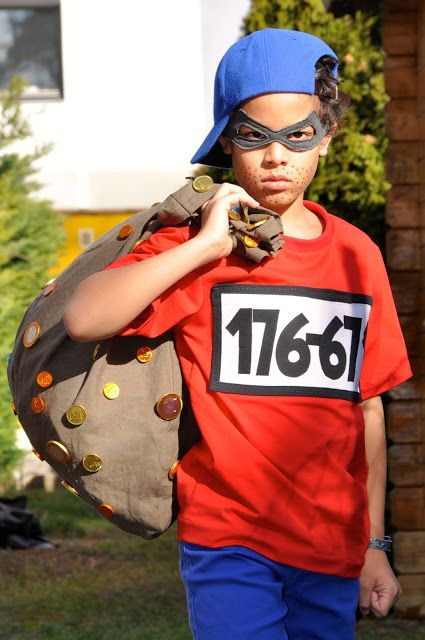 Diy Beagle Boys Costume Jelmez