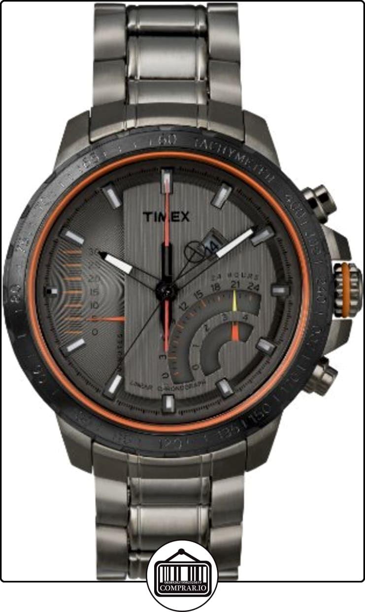 43eed5b504c Timex T2P273D7 - Reloj de cuarzo para hombres