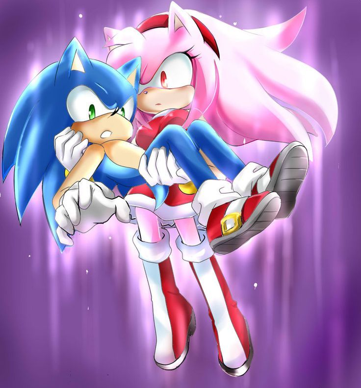 Super Amy Rose Super Amy Rose Super Amy Rose Sonic And Amy Sonic