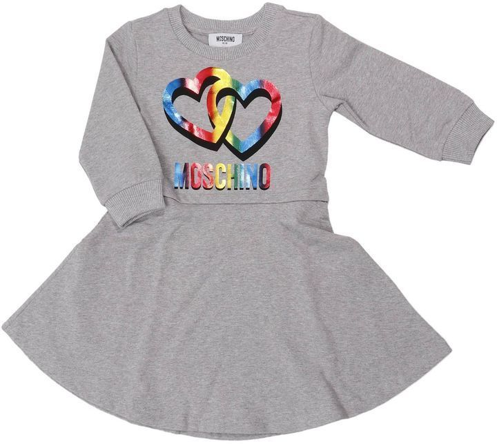 Moschino Dress Dress Kids Women s Summer Fashion 1534d7265b