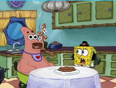 Patrick Star You Re My Hero Spongebob Spongebob Squarepants Spongebob Wallpaper