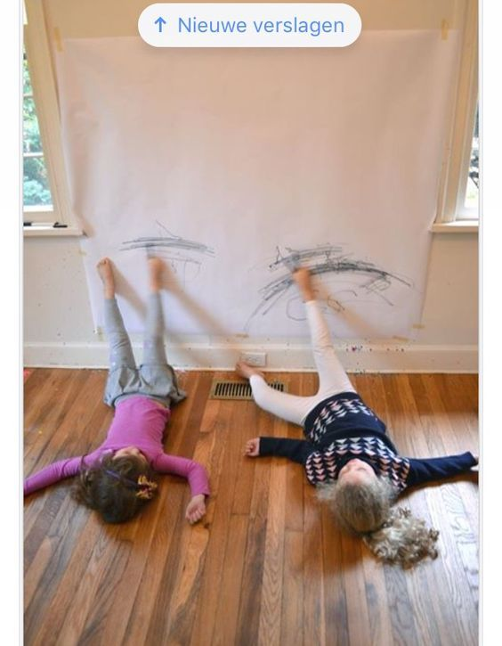 Toddler drawing activity idea