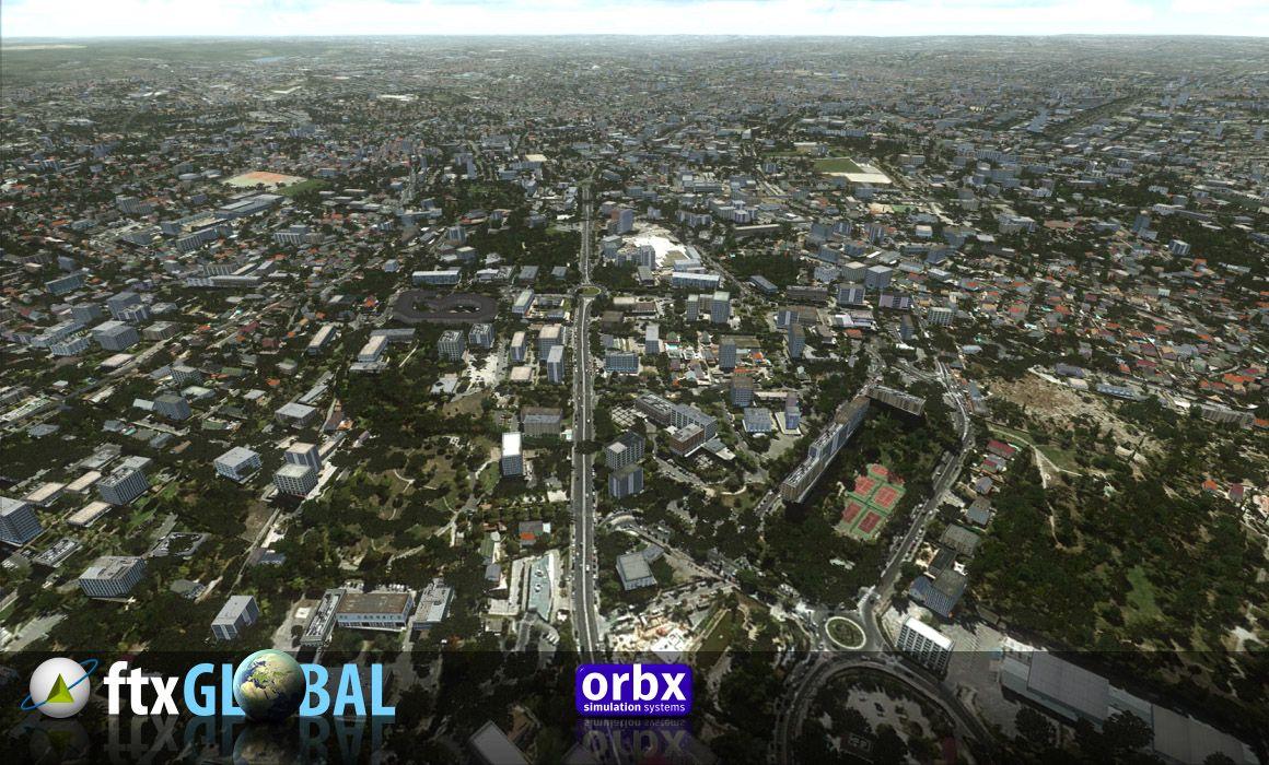 Orbx - FTX: Global BASE  | Birthday Gifts | Base image, Base