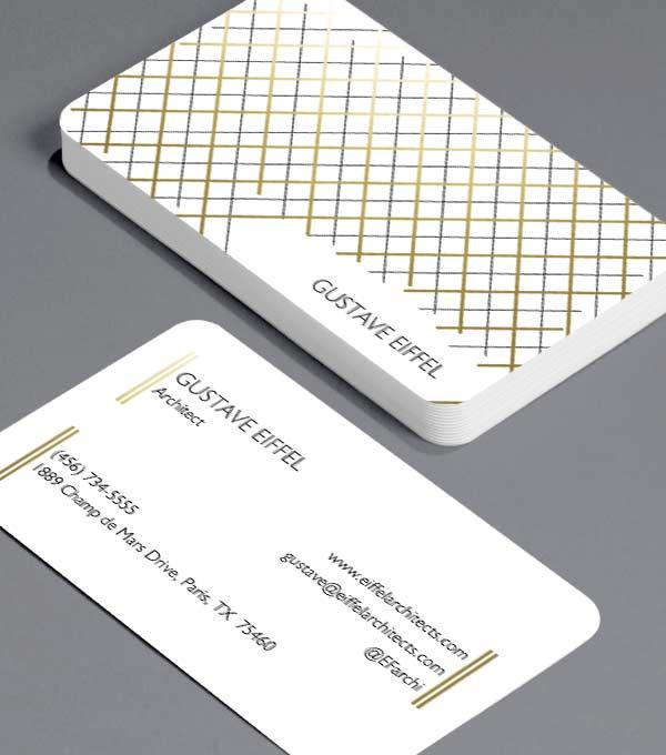Tailored collection business card designs gold foil spot uv tailored collection business card designs gold foil spot uv templates moo united wajeb Choice Image