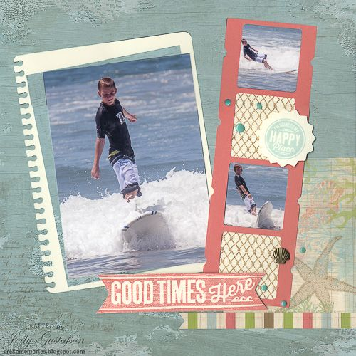 Left side of Seaside WOTG two page layout.