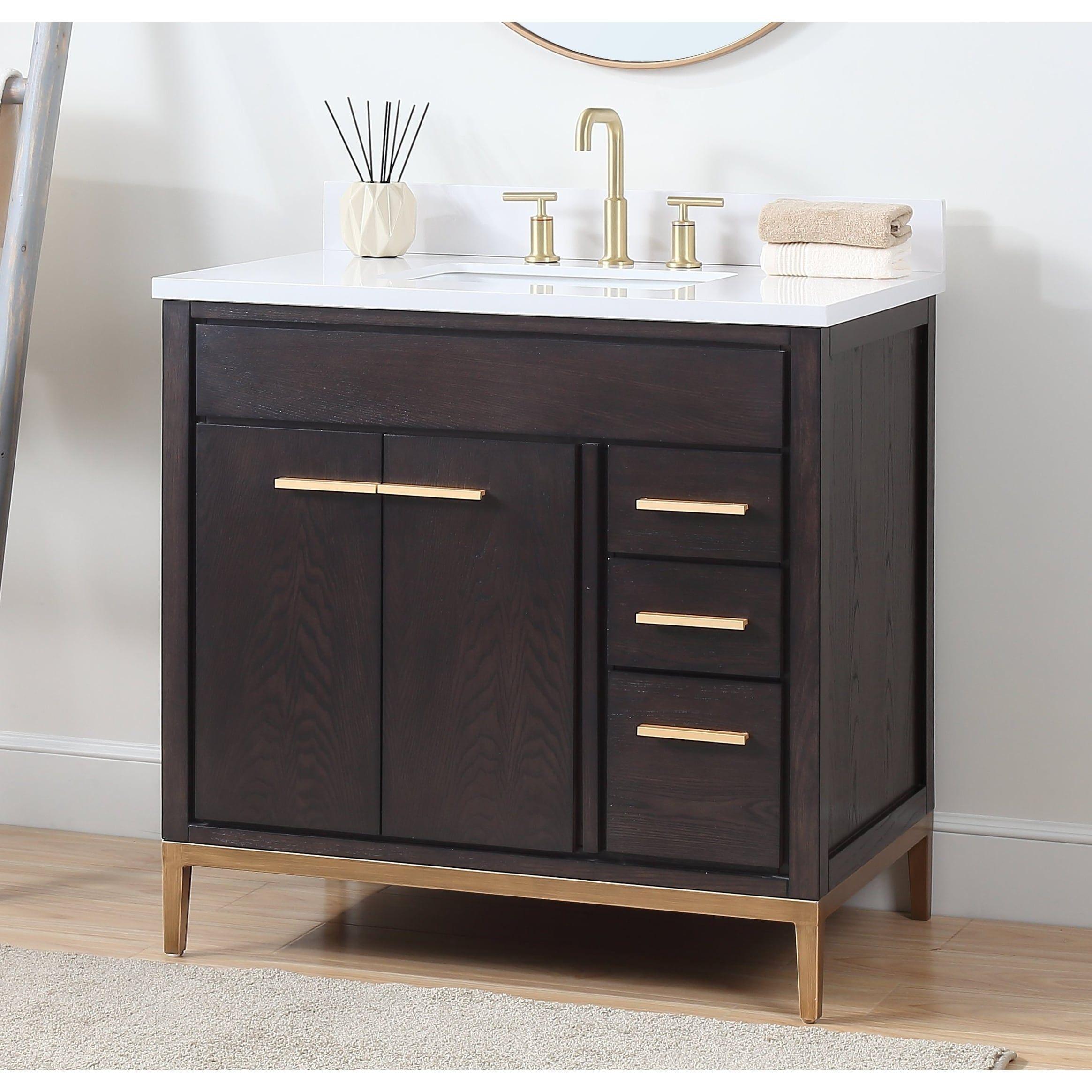 Our Best Bathroom Furniture Deals Bathroom Sink Vanity Modern Style Bathroom Vanity Sink