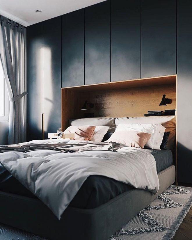 The Stylish Modern Bedroom Furniture (Vintage, Rustic, and Mid Century Bedroom Furniture Sets) #dressers #midcentury #sets #tvs #platformbeds #ideas #headboards #wood #grey #interiordecorating #rusticbedroomfurniture