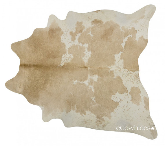 Palomino And White Brazilian Cowhide Rug Cow Hide By Ecowhides Cow Hide Rug Brazilian Cowhide Cow Hide Area Rug