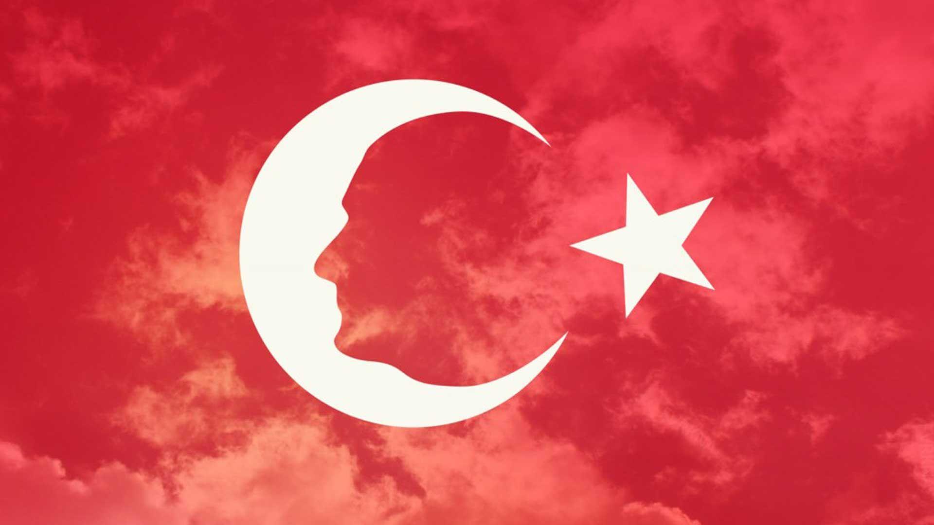 Full Hd Türk Bayrağı Masaüstü Resimleri Türkler Türkiye