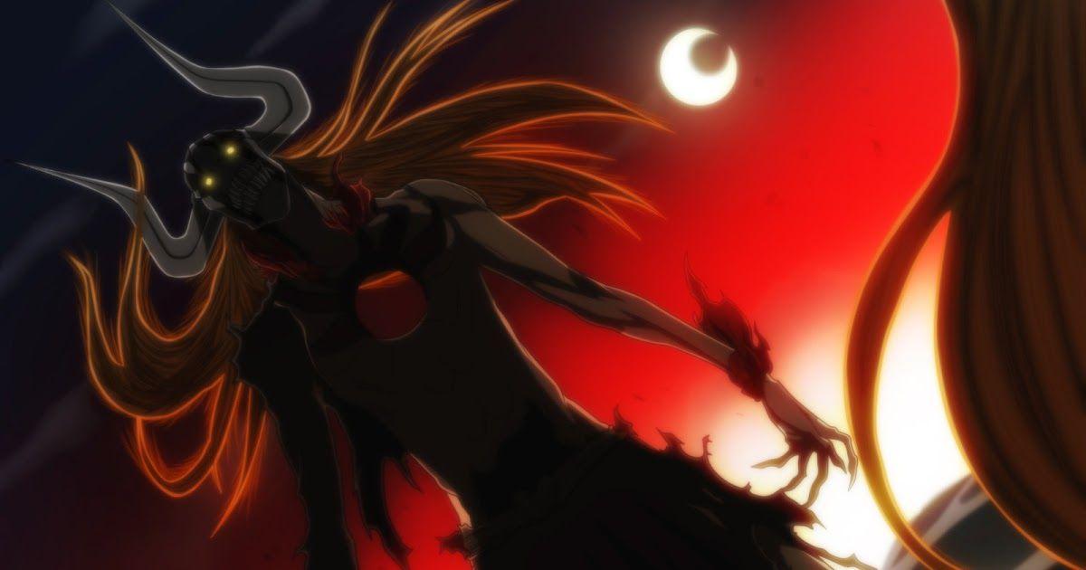 Download Wallpaper HD Bleach Ichigo Hollow Anime Movie
