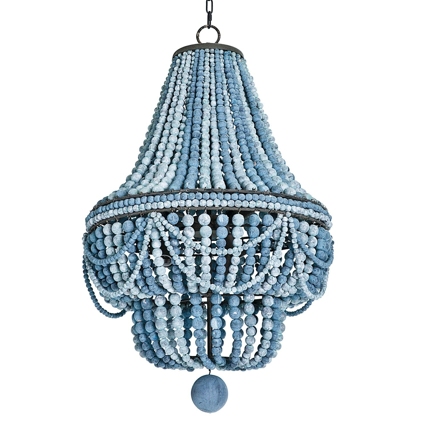 Redefine contemporary style with the Malibu Chandelier from Regina