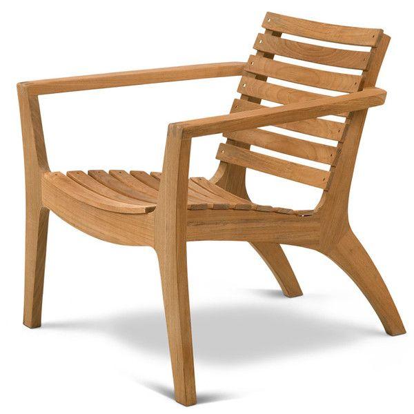 Regatta Lounge Chair Modern Outdoor Lounge Chair Outdoor