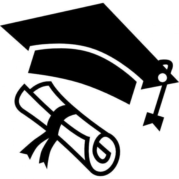 Resultado De Imagen Para Dibujos De Gorros De Egresados Infantiles Sombrero De Graduacion Birrete De Graduacion Dibujo Gorro De Egresados