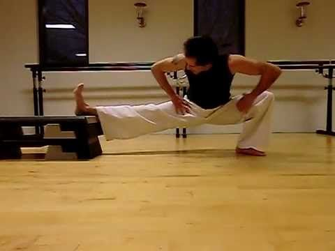 Taekwon-Do stretching in 5 min - YouTube