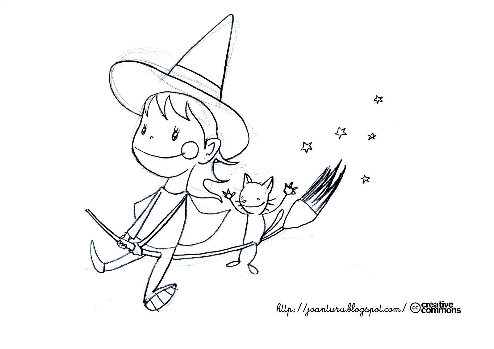 Joan Turu Artista De Revista Per Pintar Doodle Drawings Drawings Art