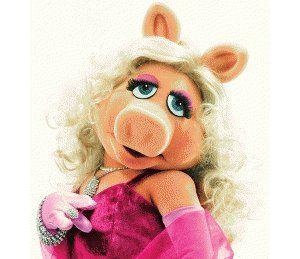 Peggy Pig Cerdita Peggy Muppets Miss Piggy