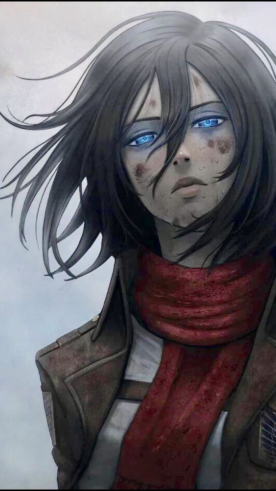 Photo of Don't Click Here If You Love Anime … Just Don't Do It ! – Mikasa ГAoT-] Vous …