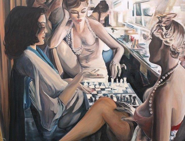original oil painting £795.00