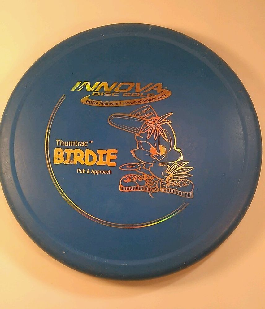 168g Innova Putt and Approach Thumtrac Birdie Disc Golf Putter Ontario CA PDGA  #Innova