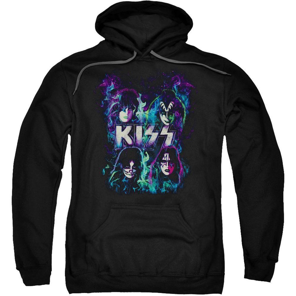 Colorful Fier Hooded Sweatshirt Hooded Sweatshirts Hoodies Men Pullover Sweatshirts [ 1001 x 1001 Pixel ]
