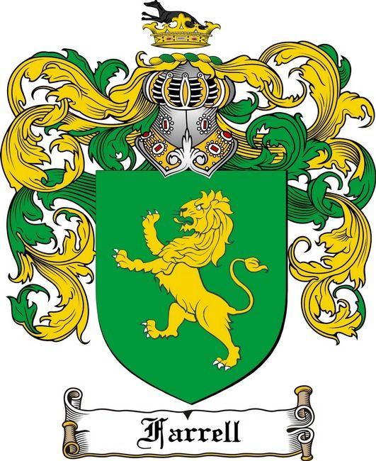 Johnson Irish Family Crest Symbols – Jerusalem House