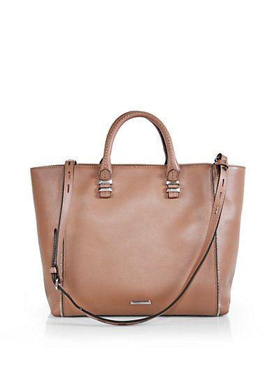9f6a49d94 Rebecca Minkoff - Mini Perry Tote Bag - Saks.com   Handbag Lust ...