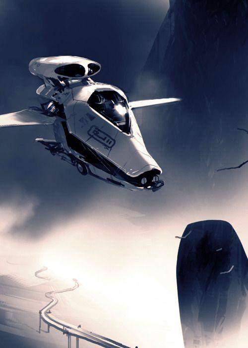 spaceship docking