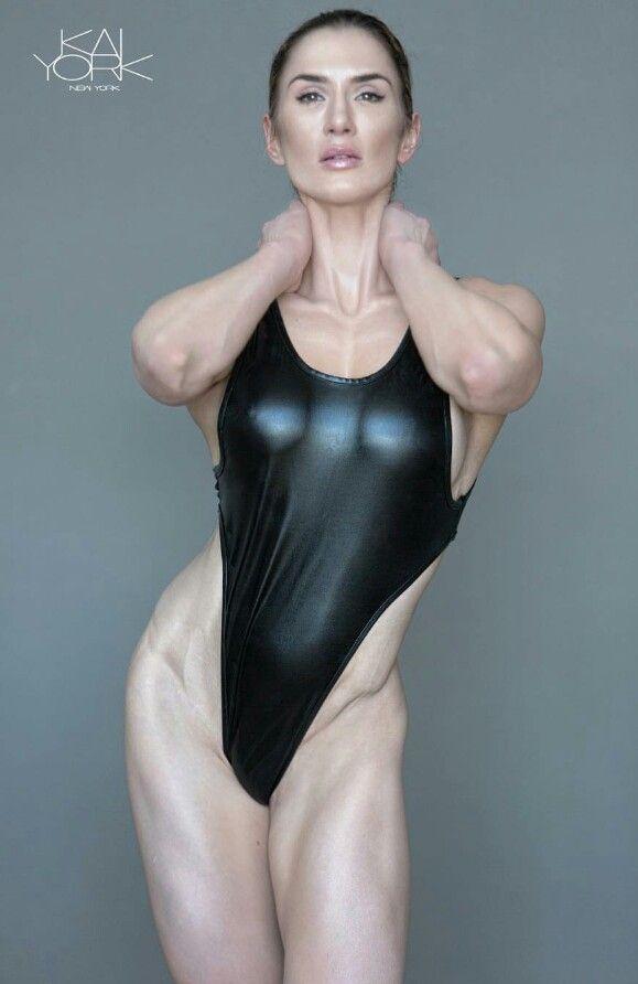 The Incredible Pauline Nordin Fitness Model Pauline