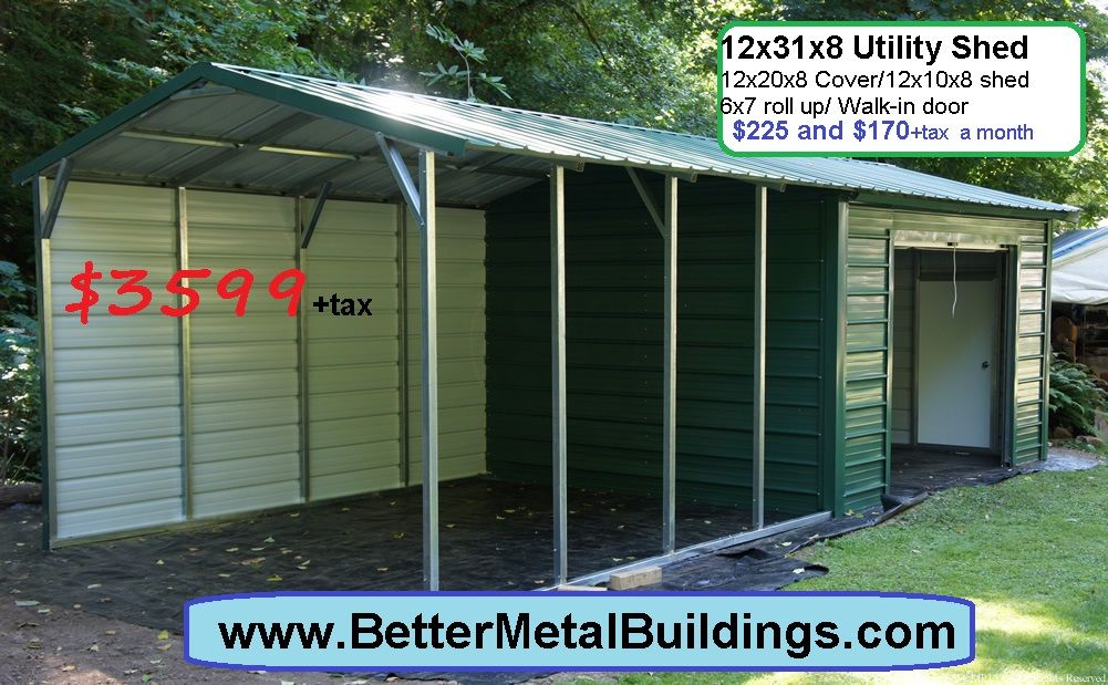 Pin by Better Metal Buildings on Metal Buildings For Sale