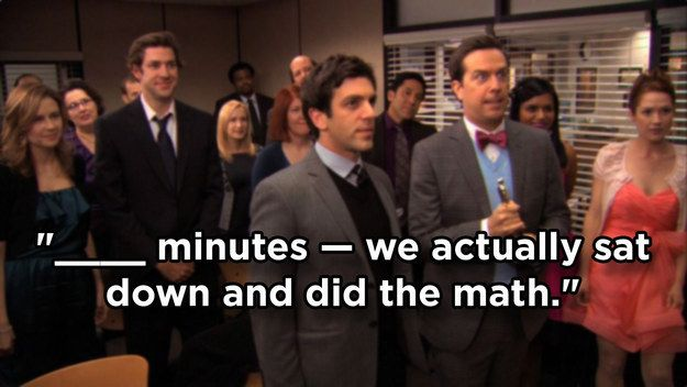 how well do you remember the lyrics to michael scott s goodbye