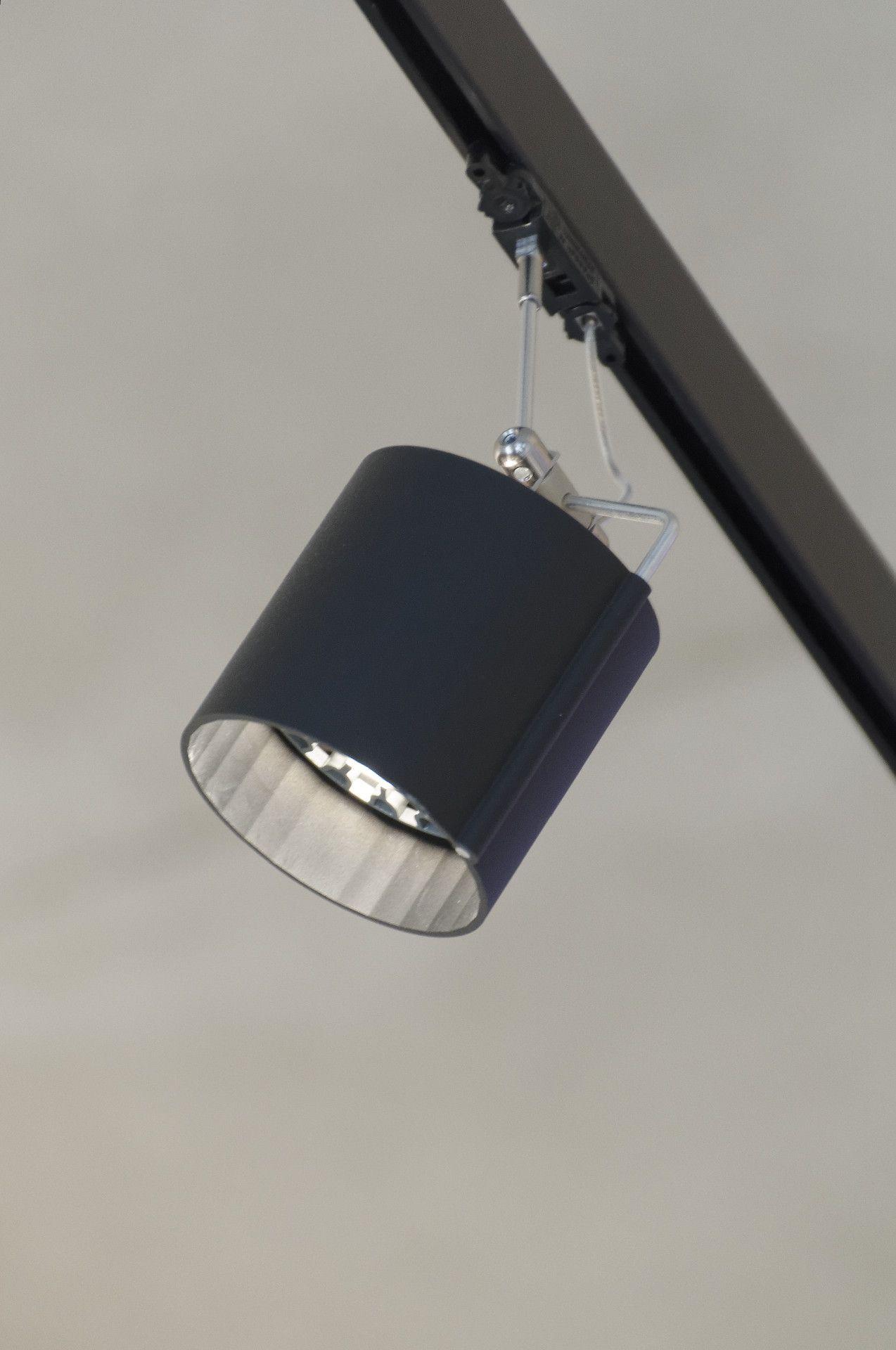 Buschfeld Lightlight Track Lightlight Pend Luminaire Spot 5 Tube Soraa Mr16 Lamp Lighting Light