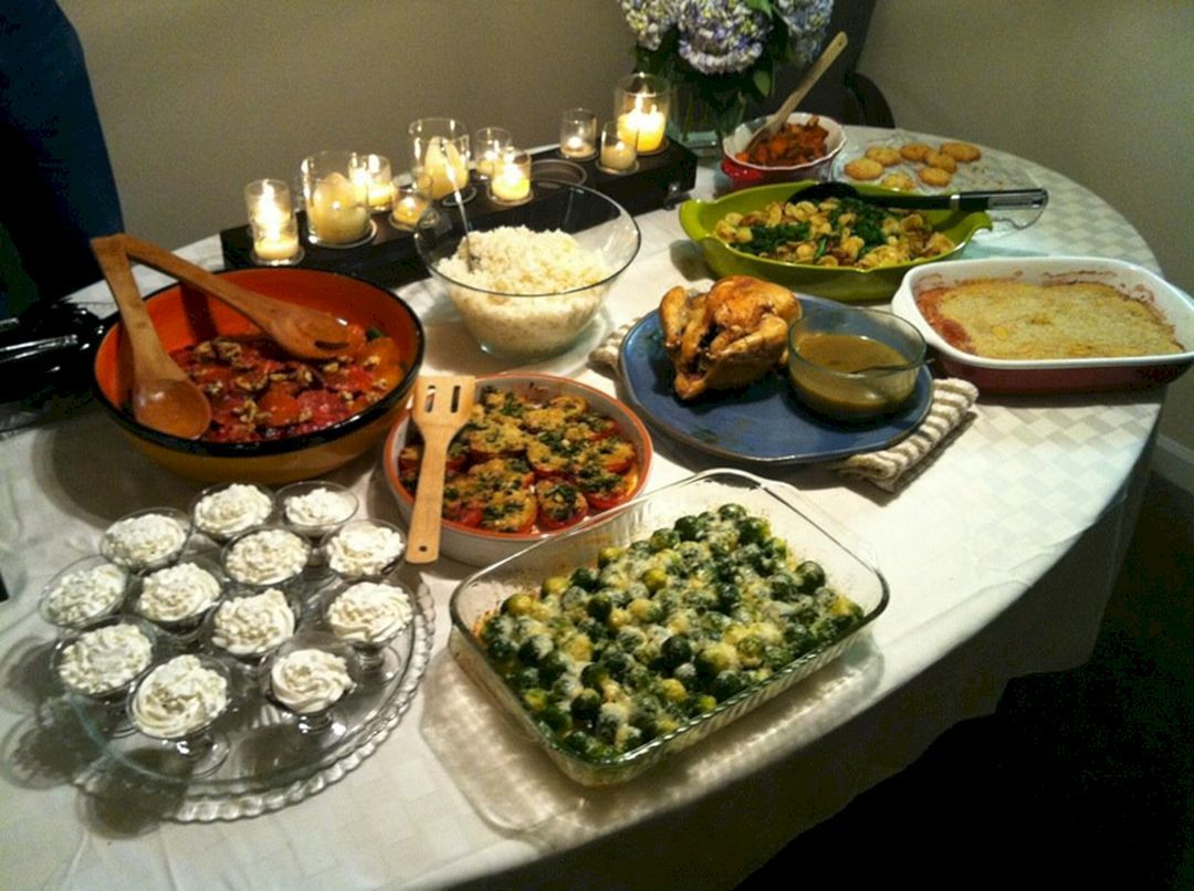 Main Course Dinner Party Ideas Part - 48: 41+ Easy Main Dishes Dinner Party Recipes For Your Wedding Festive Party