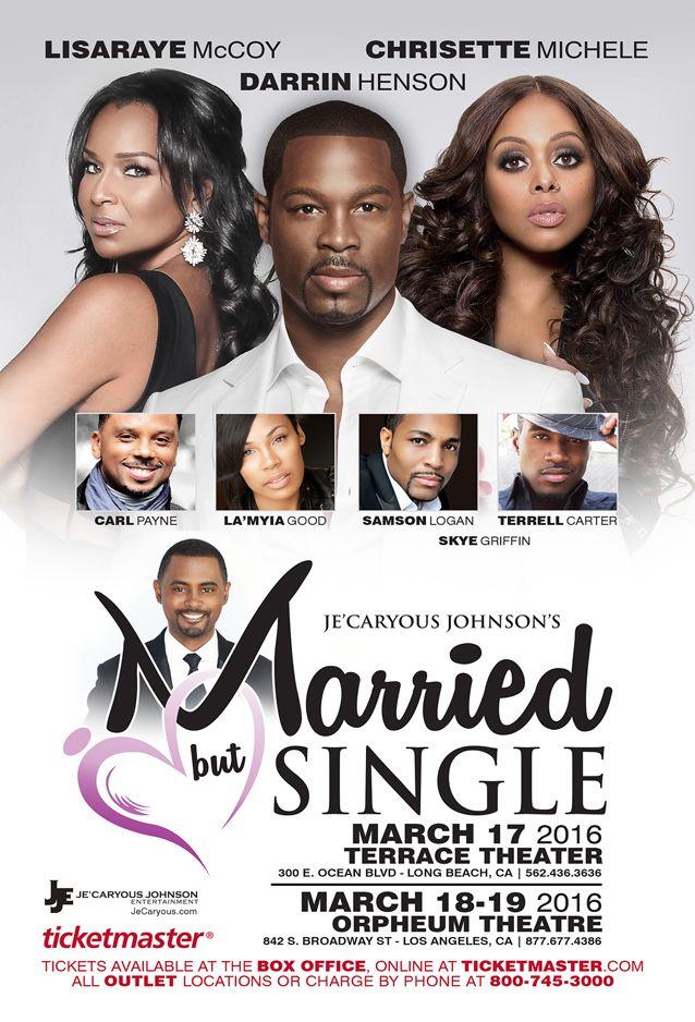 .@TheRealLRaye1 @ChrisetteM in @JeCaryous Hit Play #MarriedButSingle #longbeach #losangeles http://conta.cc/1S2bM9o