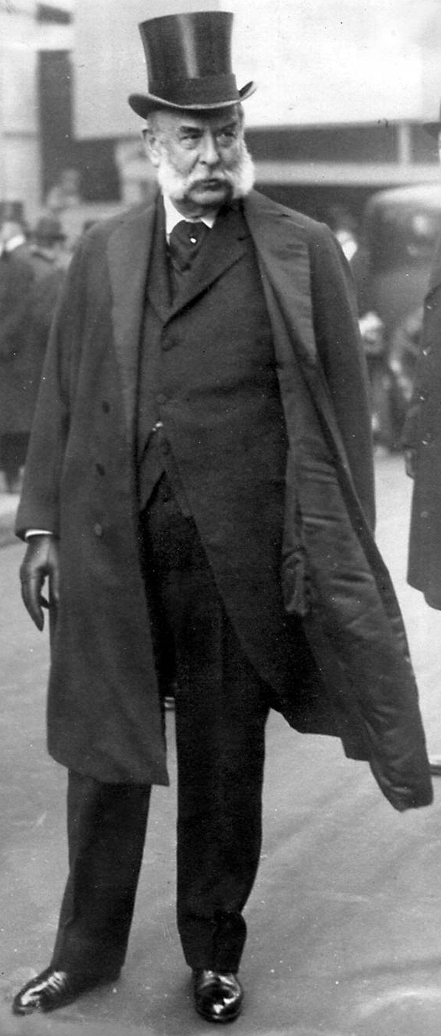 John Pierpont Morgan Began His Career As An Accountant