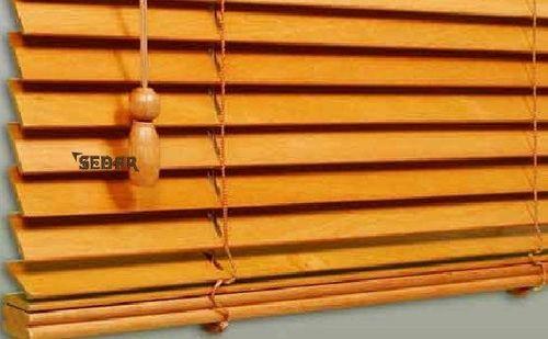 Store v nitien en bois marco polo sedar pour la fen tre de ma salle de bains ibiza d coration - Store fenetre salle de bain ...