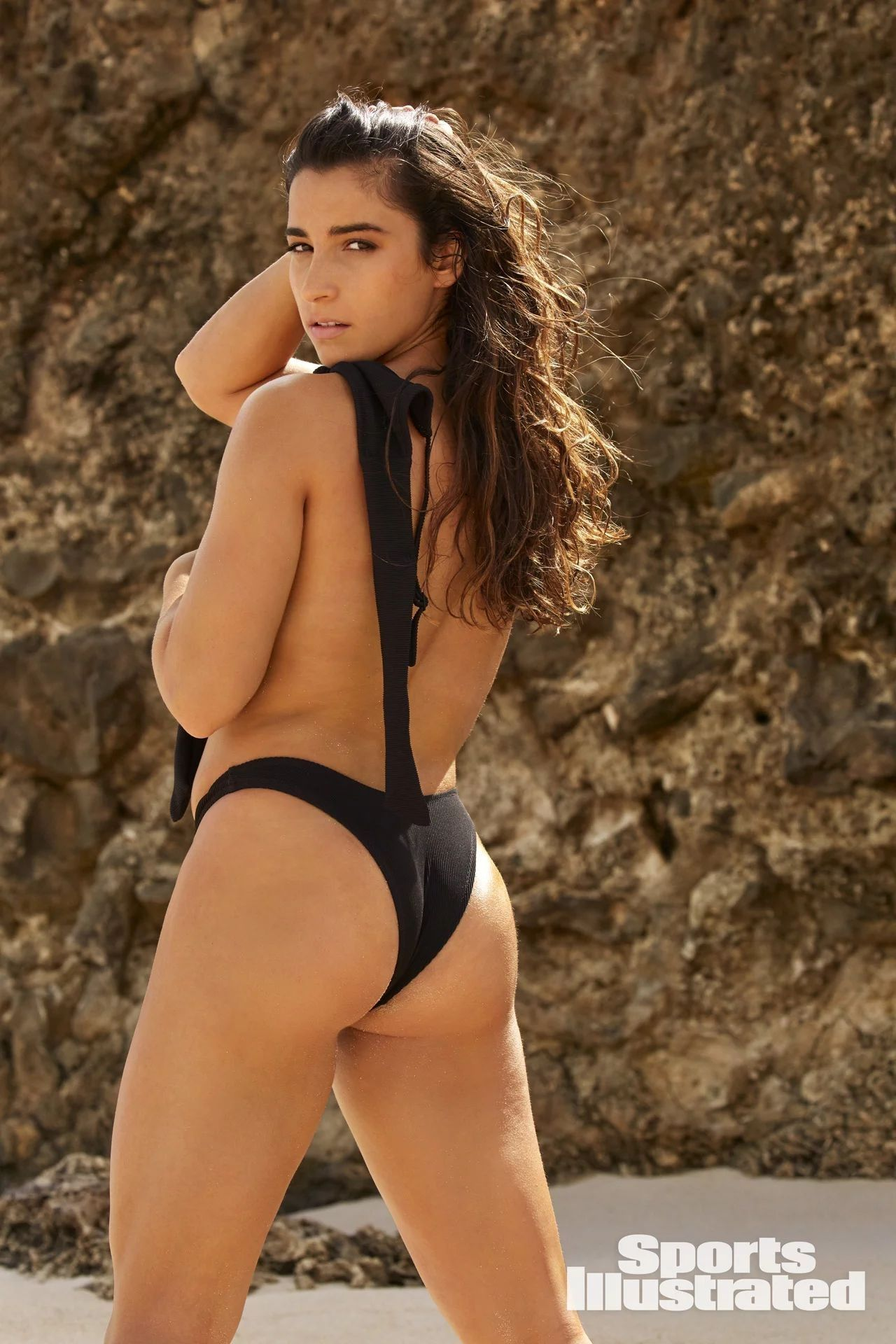 Aly Raisman Sports Illustrated Swimsuit 2018 Aly Amp A J