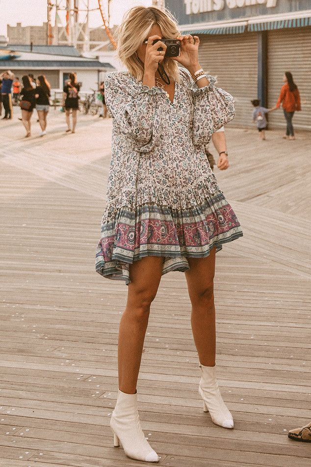 Dahlia Tunic Dress